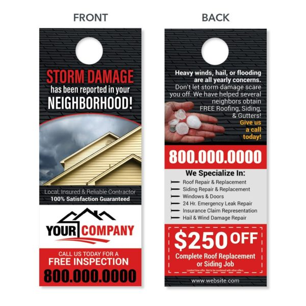 Custom Brochures And Door Hangers Printing In Surrey Bc